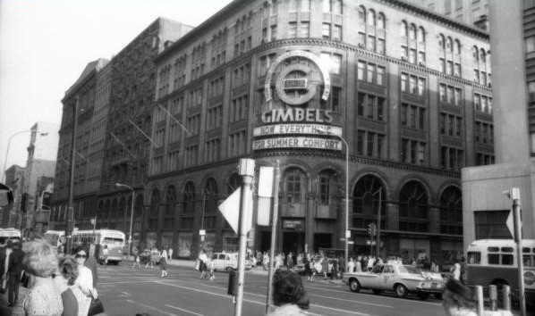 Gimbels Department Store Encyclopedia Of Greater