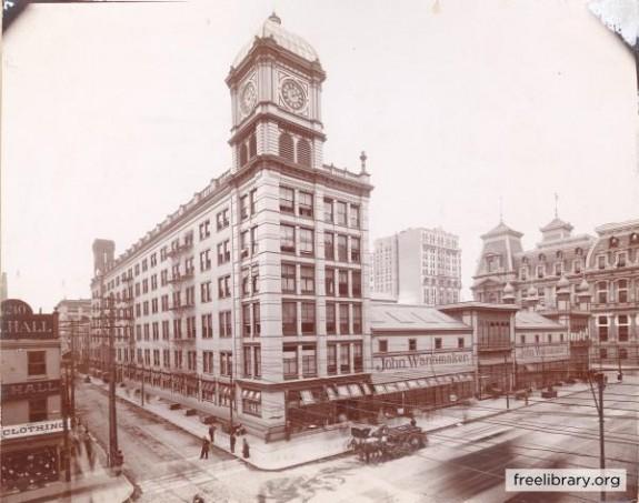 Department Stores | Encyclopedia of Greater Philadelphia