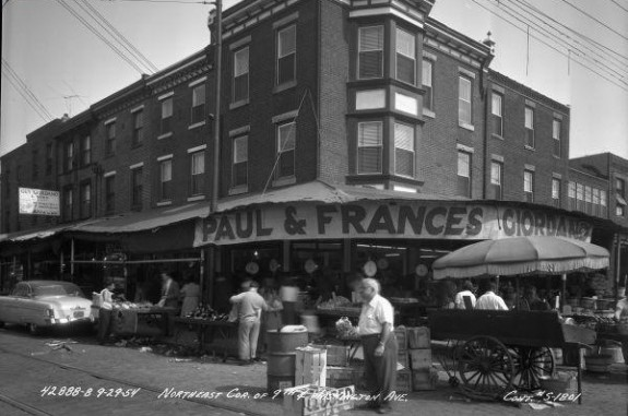 Italian Market Encyclopedia Of Greater Philadelphia