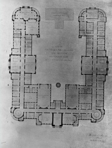 Plan for Public Buildings on Independence Square
