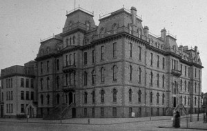 Photograph of the Philadelphia Normal School