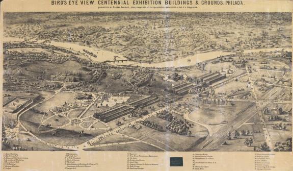 Centennial Exhibition Encyclopedia Of Greater Philadelphia