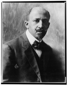 Title: W.E.B. (William Edward Burghardt) Du Bois, 1868-1963