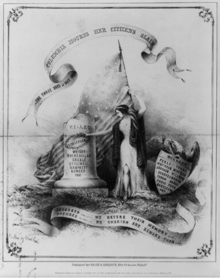 """american nativist In brownson's first commentary on the problem, in 1845, he objected to the nativist movement """"in the name of the constitution, and the good faith of the country."""