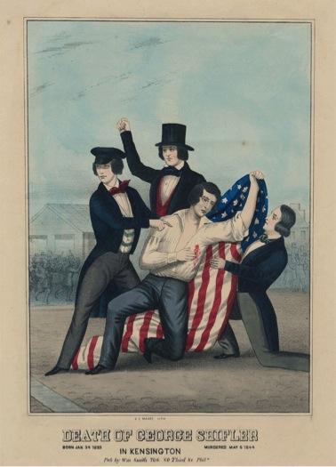 Nativist Riots of 1844...