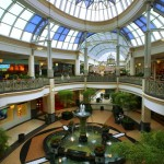 photograph of King of Prussia Mall interior