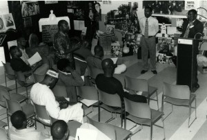 photograph of the first AFRICOM meeting