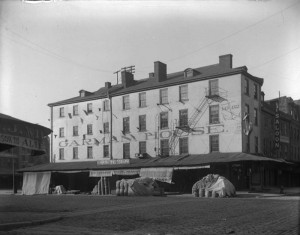 photograph of the Blue Anchor Tavern
