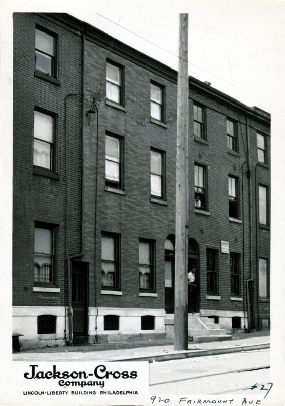 Row Houses Encyclopedia Of Greater Philadelphia