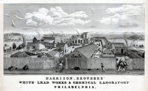 Harrison Brothers' Factory