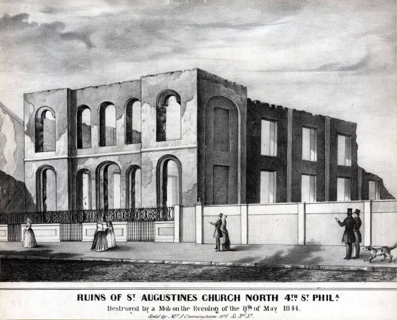 Immigration 1790 1860 Encyclopedia Of Greater Philadelphia
