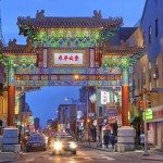 The Chinatown Friendship Gate