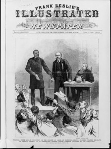 Leslie's Illustrated Newspaper