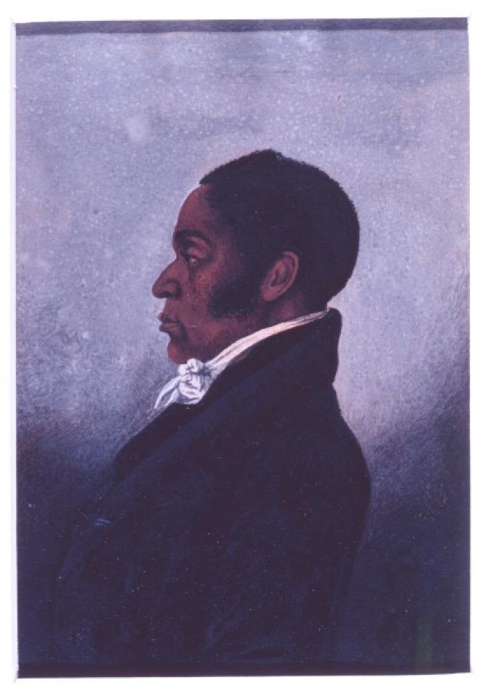 black puritan black republican saillant john