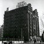 Photograph of the Divine Lorraine Hotel, exterior