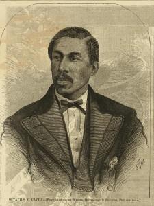 Portrait of Octavious V. Catto