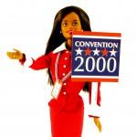 Republican Convention Barbie