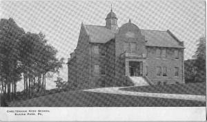 Cheltenham High in 1905