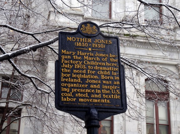 Mill Hall Pa >> March of the Mill Children | Encyclopedia of Greater Philadelphia