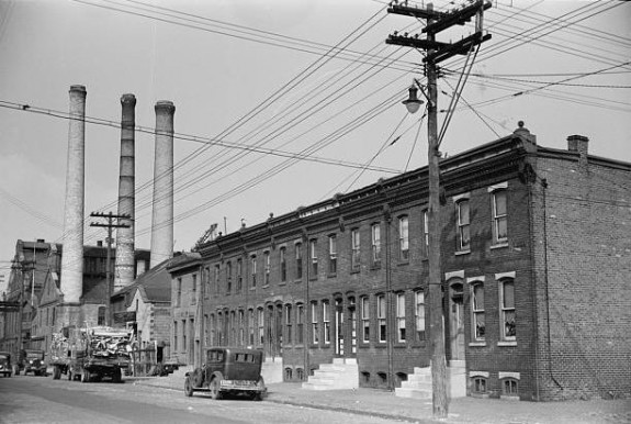 Industrial Neighborhoods Encyclopedia Of Greater