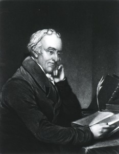 A fully expressed product of the Enlightenment, Benjamin Rush (1746-1813)  became America's fist internationally recognized physician, though a controversial one. His fervid belief in the arterial localization of disease led to intensive use of bleeding and calomel (mercurous chloride)  during the yellow fever epidemics of the 1790s. As doctor and citizen, Rush served the Revolution, advocated for abolition, embraced temperance, and offered ideas for the development of education in the new republic. (Engraving after painting by Thomas Sully, National Library of Medicine)