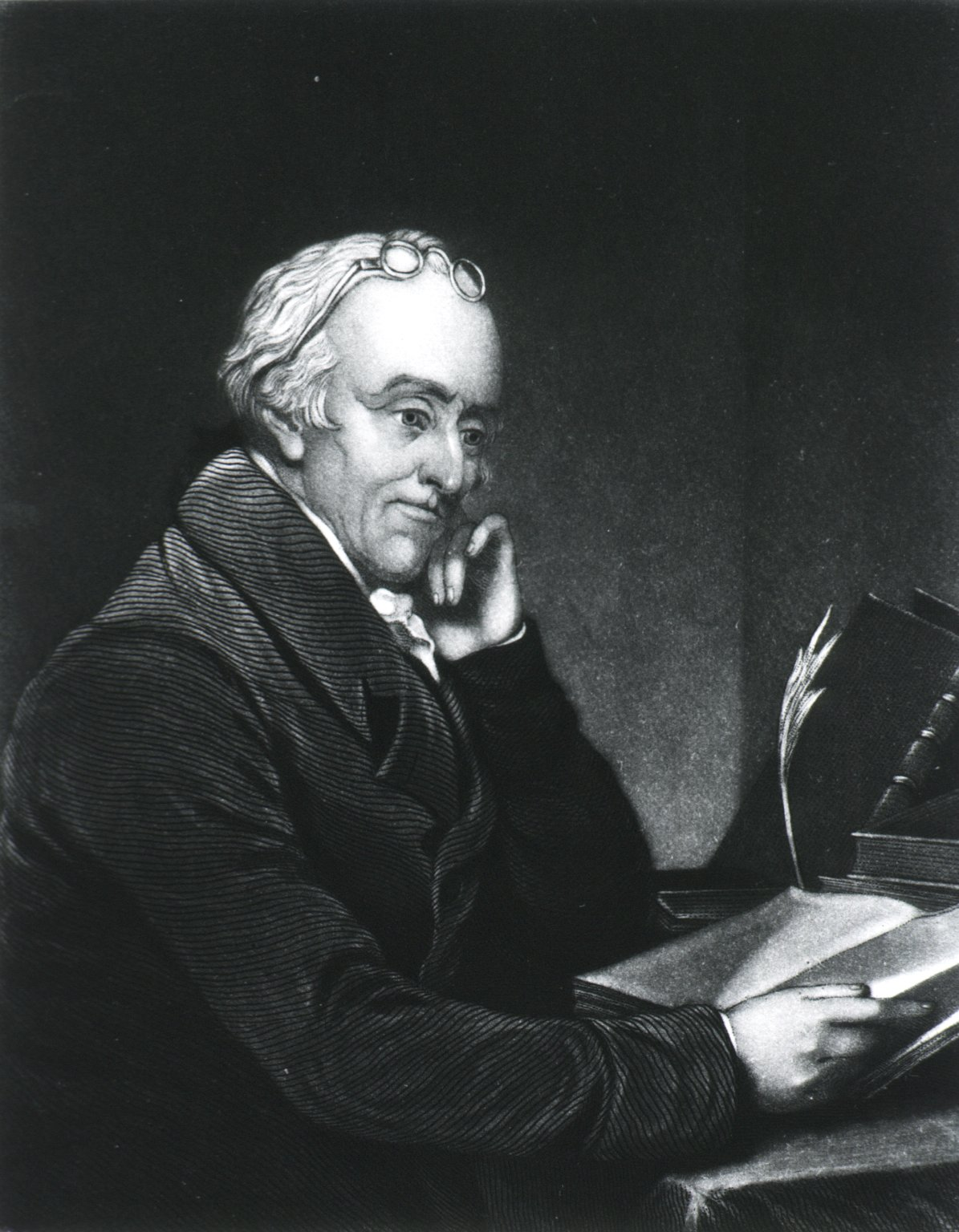 benjamin rush Benjamin rush, eminent physician, writer, educator, humanitarian was born in december of 1745 in byberry, pennsylvania, twelve miles from philadelphia his father died when benjamin was six.