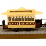 Artifact: Street Car Model