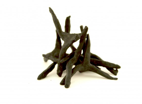 Photograph of caltrops.