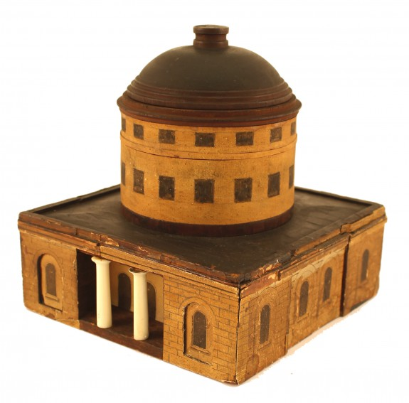 Model of Centre Square Pump House