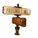 Artifact: Street Sign