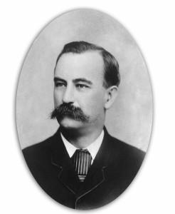 John E. Reyburn, Mayor of Philadelphia during the General Strike. Pennsylvania State Senate Historical Biographies