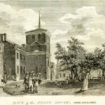drawing of State house