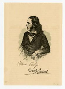 george lippard's portrait