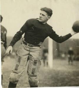 """De Benneville """"Bert"""" Bell in 1917"""