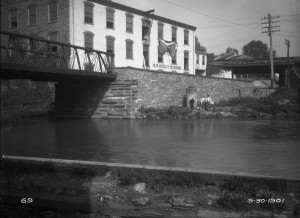 The Manayunk Canal