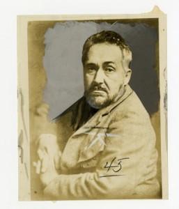 Eakins portrait