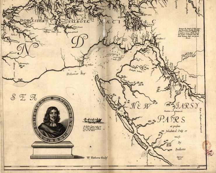 Native Americans In South New Jersey Encyclopedia Of Greater