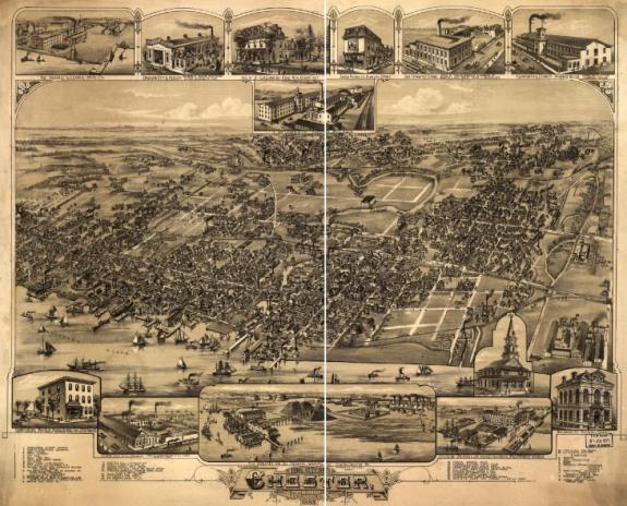 Chester Pennsylvania Encyclopedia Of Greater Philadelphia