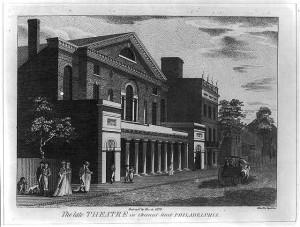 First Chestnut Theatre