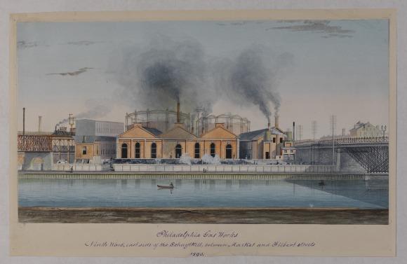 Philadelphia Gas Works Encyclopedia Of Greater Philadelphia