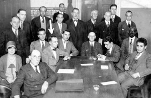 Members of the Special August Grand Jury