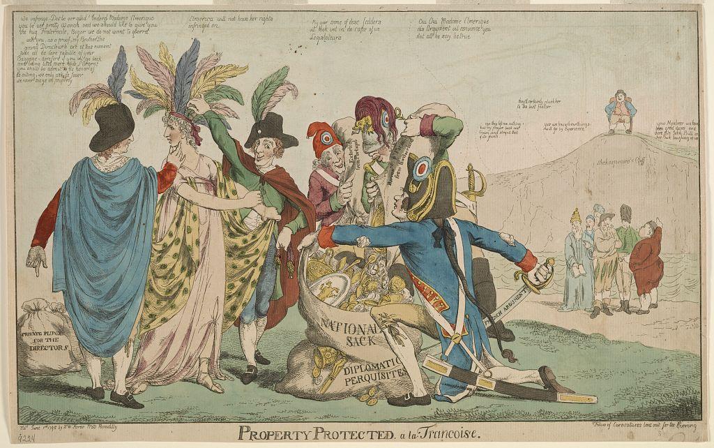 Quasi War Encyclopedia Of Greater Philadelphia