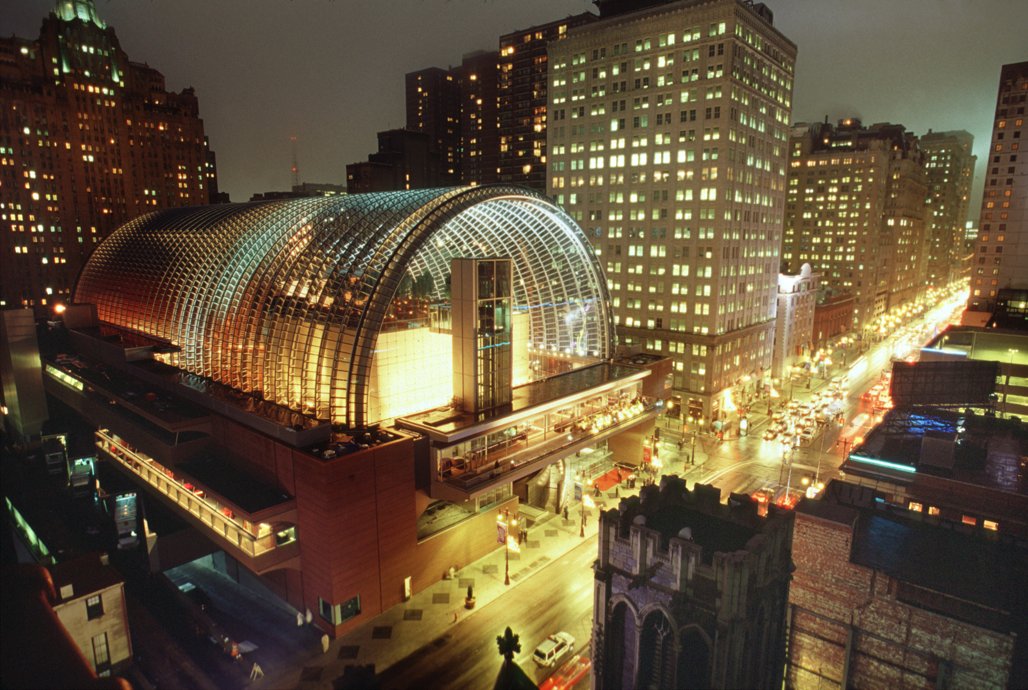 Kimmel Center For The Performing Arts Encyclopedia Of