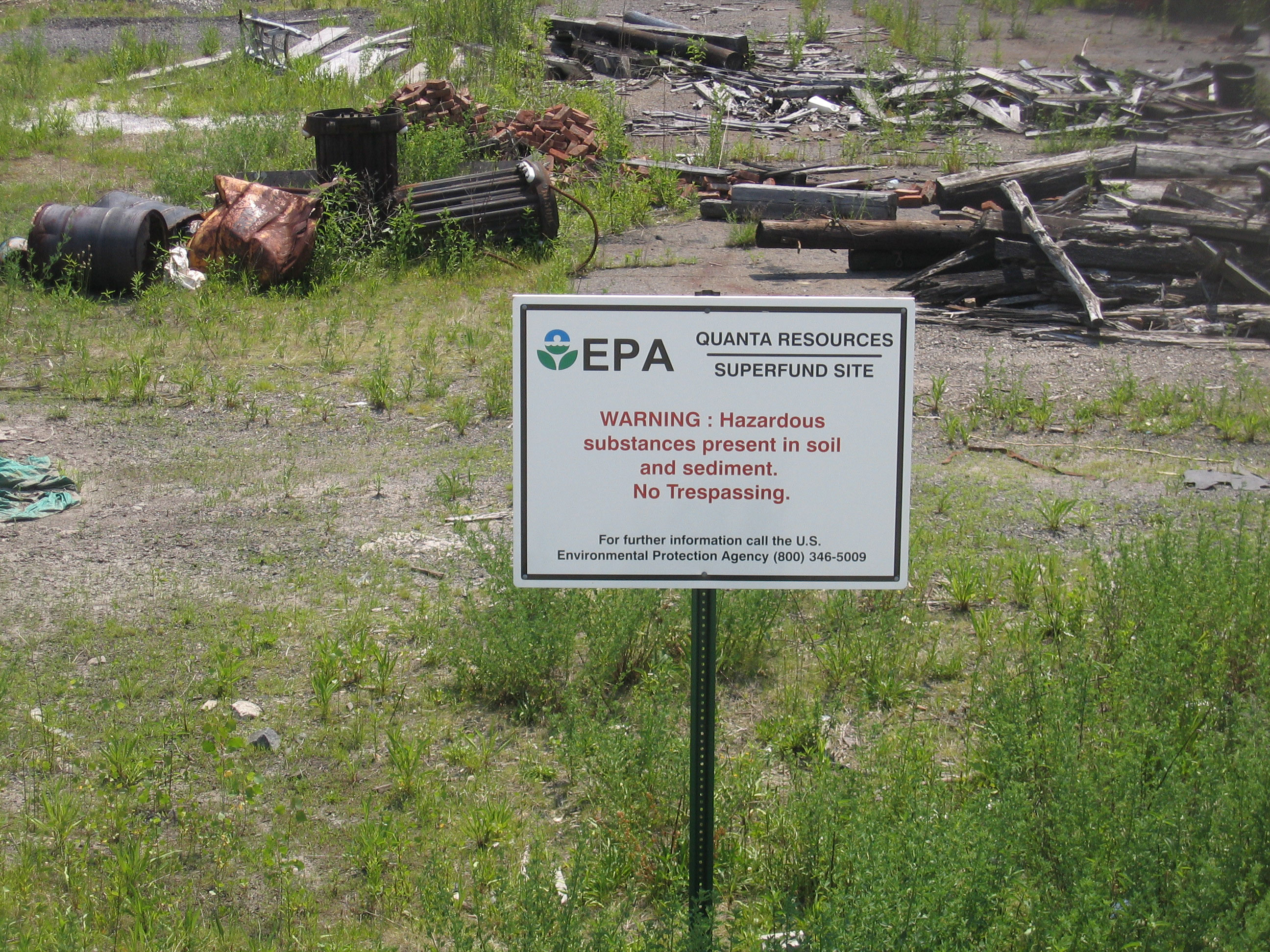superfund sites in the united states essay View essay - assignment 3 a superfund site refers to land within the united states that's been compromised by some form all superfund sites are listed on.