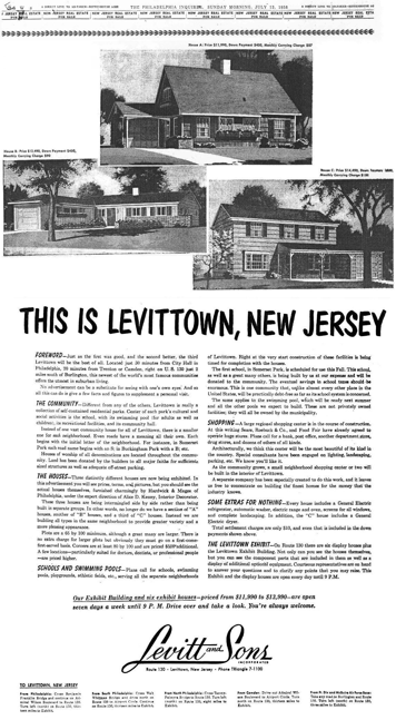 racial integration in levittown pennsylvania Second suburb: levittown, pennsylvania (pittsburgh: university of pittsburgh press, 2010), which does not focus solely on racial issues but does cover the topic the best, most analytical, treatment of racial issues in levittown to date is sugrue, sweet land of liberty , 200-230.