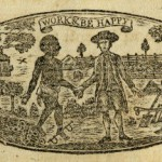 The emblem of the Pennsylvania Abolition Society.