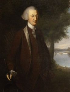 John Dickinson, the man that the Continental Congress placed at the head of the committee that would draft the Constitution for the newly independent colonies.