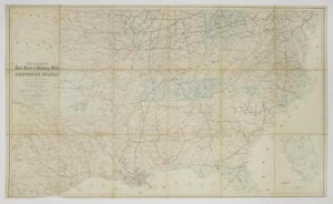 A map prepared by the Philadelphia Board of Trade in 1862. (Historical Society of  Pennsylvania)
