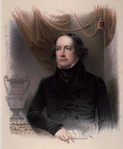 Portrait of Nicholas Biddle