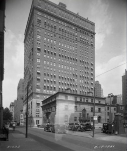The Barclay Hotel, site where three Philadelphia City Council Members accepted $65,000 in bribes during separate meetings in 1980.